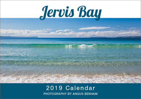 3x Calendars - Jervis Bay 2019 - Free Delivery!