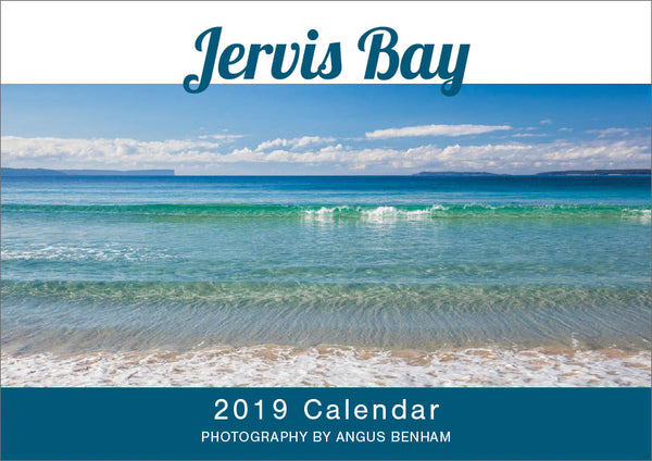 5x Calendars - Jervis Bay 2019 - Free Delivery!