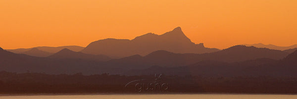 Photo of Mt Warning BB0211 - Gusha