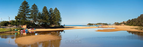 Photo of Terrigal Lagoon CC1449 - Gusha