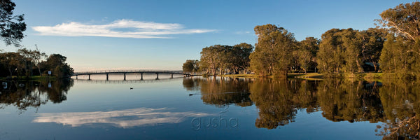 Photo of Budgewoi Foot Bridge CC1460 - Gusha