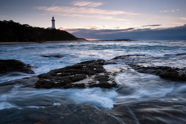 Photo of Norah Head Sunrise CC1487 - Gusha
