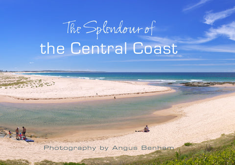 The Splendour of the Central Coast Book