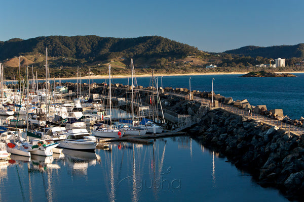 Photo of Coffs Harbour Marina COF1997 - Gusha