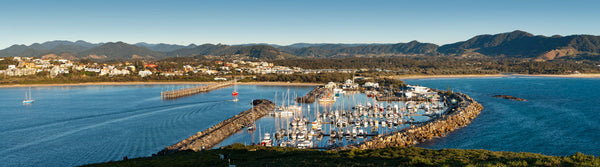 Photo of Coffs Harbour Marina COF2388 - Gusha