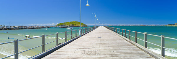 Photo of Historic Jetty COF2452 - Gusha