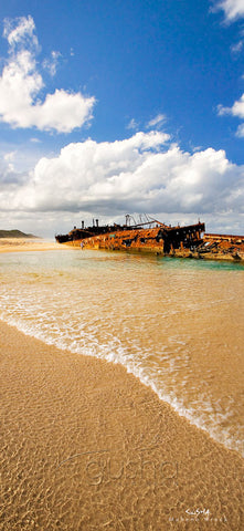 Photo of Maheno Wreck FI0373 - Gusha