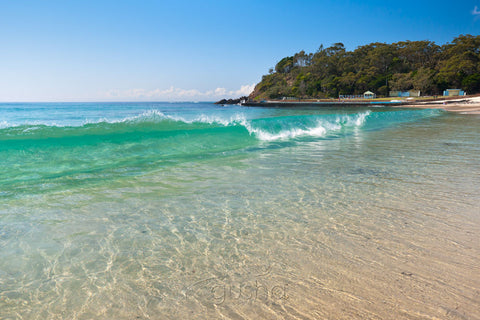 Photo of Forster Beach FO2612 - Gusha
