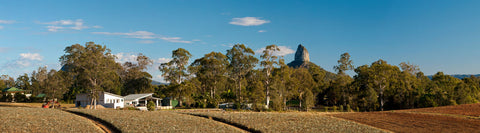Photo of Glass House Mountains GHM1857 - Gusha