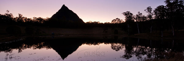 Photo of Mt Beerwah GHM1858 - Gusha