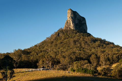Photo of Mt Coonowrin GHM2072 - Gusha