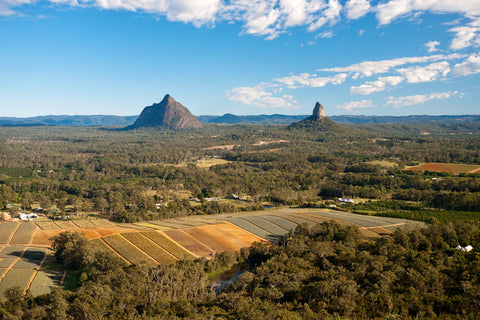 Photo of Glass House Mountains GHM2639 - Gusha