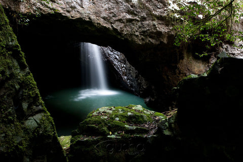 Photo of The Natural Bridge MU2268 - Gusha