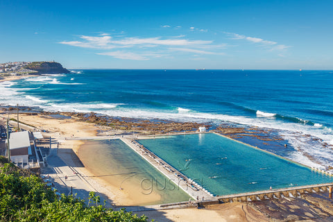 Merewether Beach Photo