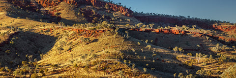 Morning photo of Karijini National Park