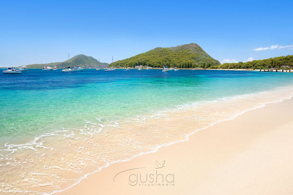 Photo of Shoal Bay PS0454 - Gusha