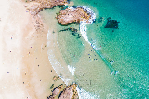 A photo captured at Corlette at Port Stephens in Australia