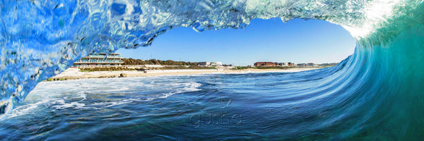 Surf photo of Merewether Beach