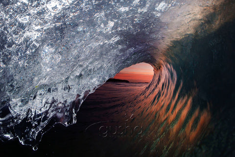 Caves Beach surf Photo