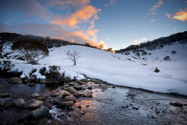 Photo of Thredbo River SN2417 - Gusha