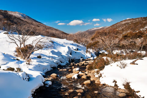 Photo of Thredbo River SN2421 - Gusha