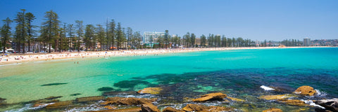 Photo of Manly Beach SYD0318 - Gusha