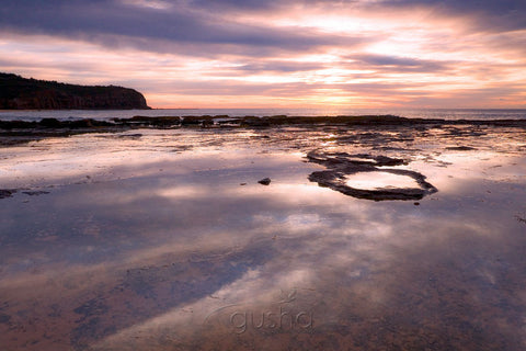 Photo of Turimetta Sunrise SYD0391 - Gusha