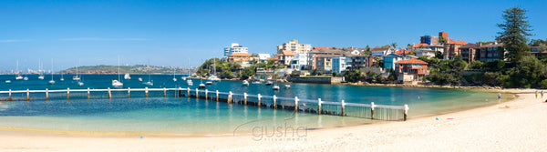 Photo of Little Manly Beach SYD0712 - Gusha