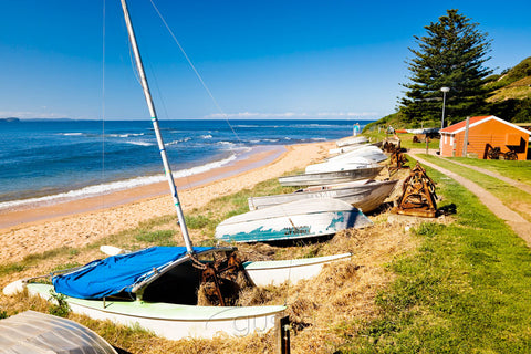 Photo of Fishermans Beach SYD0826 - Gusha