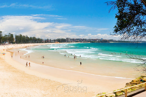 Photo of Manly Beach SYD0889 - Gusha