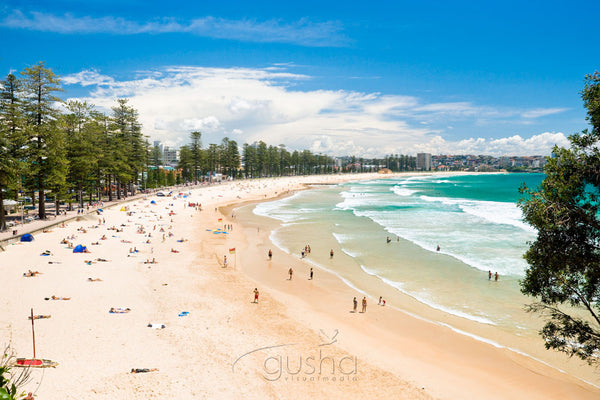 Photo of Manly Beach SYD0893 - Gusha