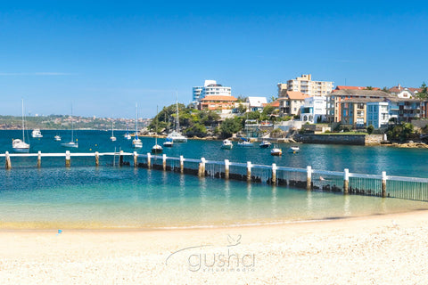 Photo of Little Manly Beach SYD0894 - Gusha
