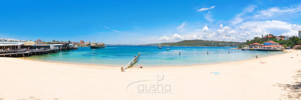 Photo of Manly Harbour SYD1007 - Gusha