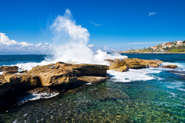 Photo of Giles Baths Rock Pool SYD1079 - Gusha