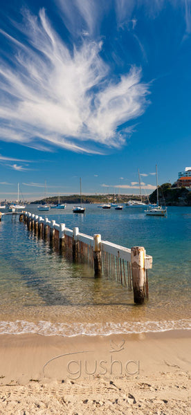 Photo of Little Manly Beach SYD1280 - Gusha