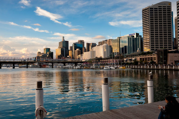 Photo of Darling Harbour SYD2033 - Gusha
