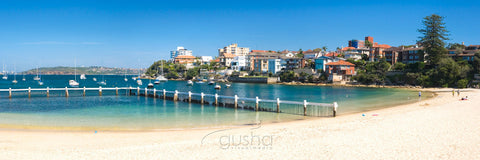 Photo of Little Manly Beach SYD2382 - Gusha
