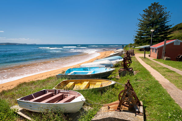 Photo of Fishermans Beach SYD2764 - Gusha