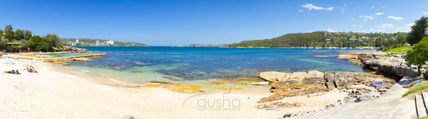 Photo of Fairlight Beach SYD2787 - Gusha