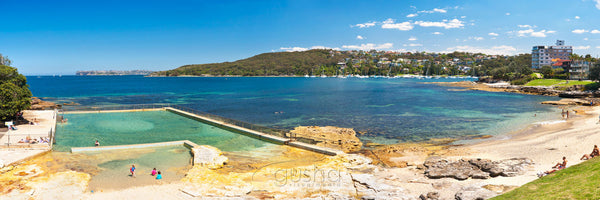 Photo of Fairlight Beach SYD2788 - Gusha