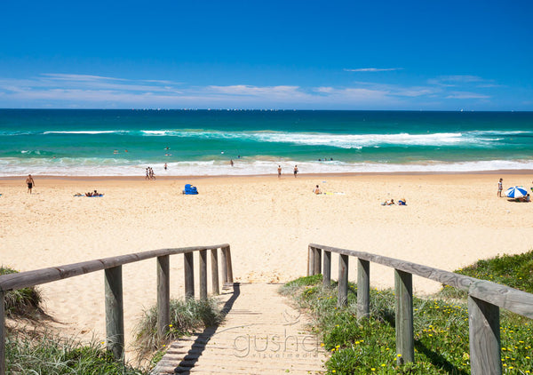 Photo of Curl Curl Beach SYD2883 - Gusha