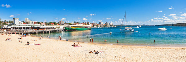 Photo of Manly Harbour SYD2941 - Gusha