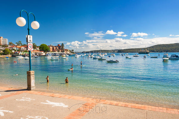 Photo of Manly Harbour SYD2947 - Gusha