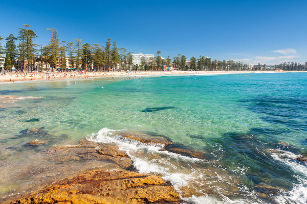 Photo of Manly Beach SYD2952 - Gusha