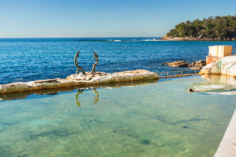 Photo of Fairy Bower Rock Pool SYD2953 - Gusha