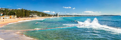 Photo of Collaroy Beach SYD2960 - Gusha