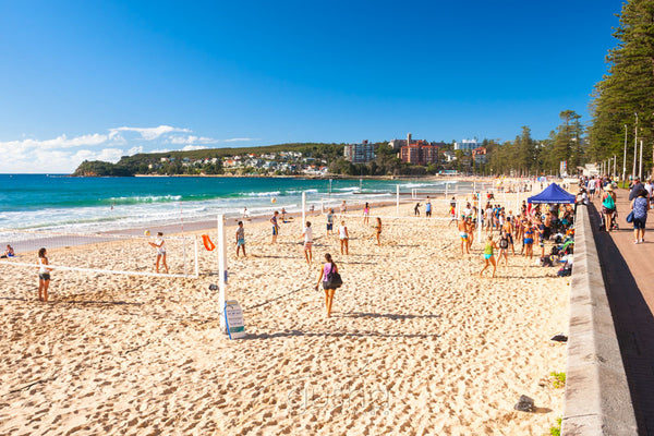 Photo of Manly Beach SYD2988 - Gusha
