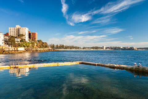 Photo of Fairy Bower Rock Pool SYD2989 - Gusha
