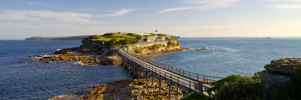 Photo of Bare Island SYD3044 - Gusha