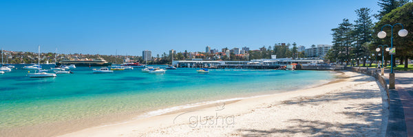 Photo of Manly Harbour SYD3215 - Gusha